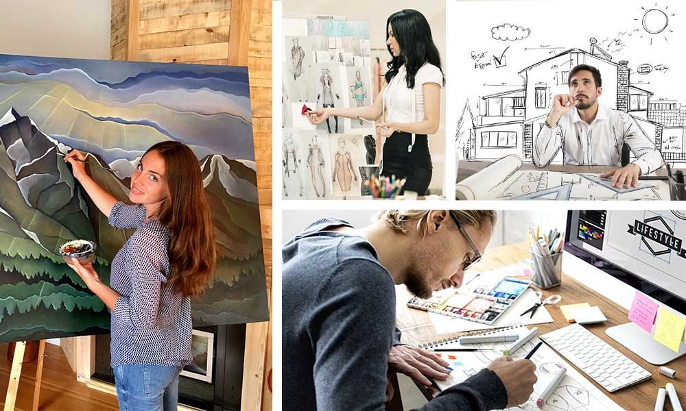 Fine arts degree - Career options for a fine arts degree