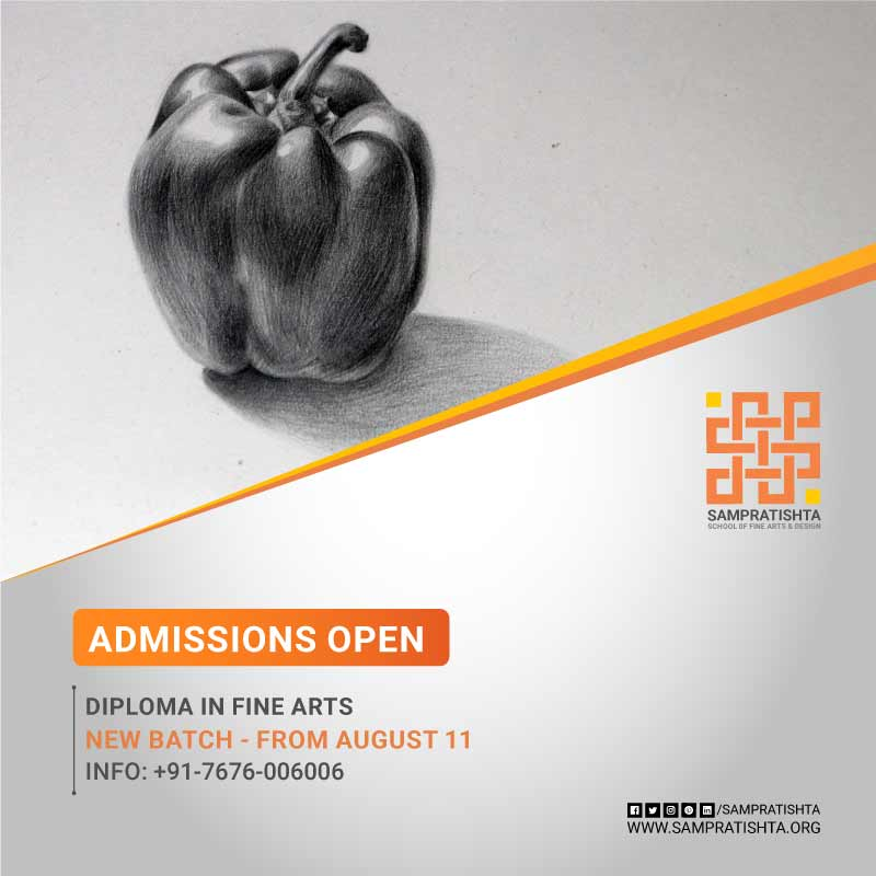 School of fine arts_Diploma courses in fine arts_Visual Arts Diploma