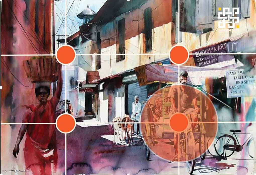 Low-of-thirds-in-Painting_Sampratishta-School-of-Fine-Arts