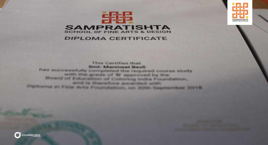 Diploma-in-Fine-Arts-Certification