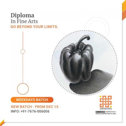 Diploma-in-Fine-Arts-Weekdays-Batch