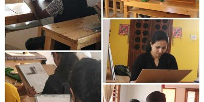 Classroom Sampratishta-School-of-Fine-Arts