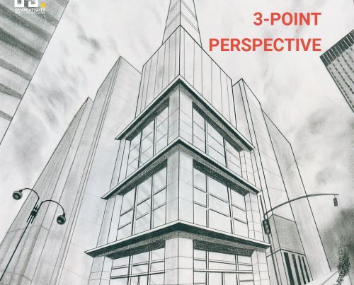 3 point perspective, best art school near me