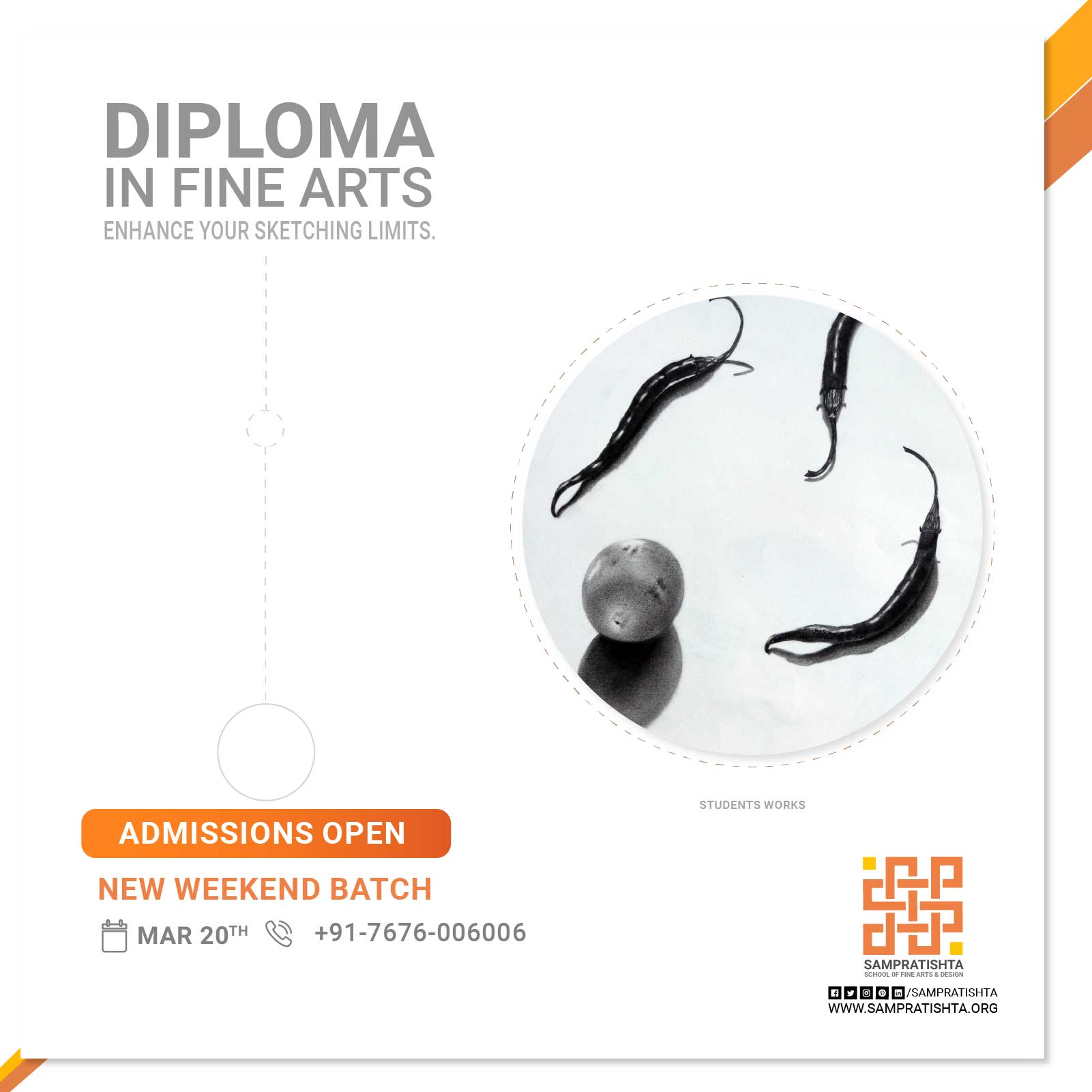 Diploma-in-Fine-Arts-Foundation_Sketching-classes-on-weekdays-in-Bangalore