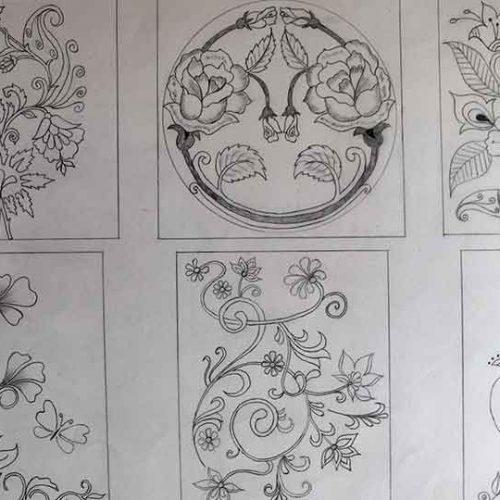Freehand drawing - Assignments-by-Varuni-at-Sampratishta