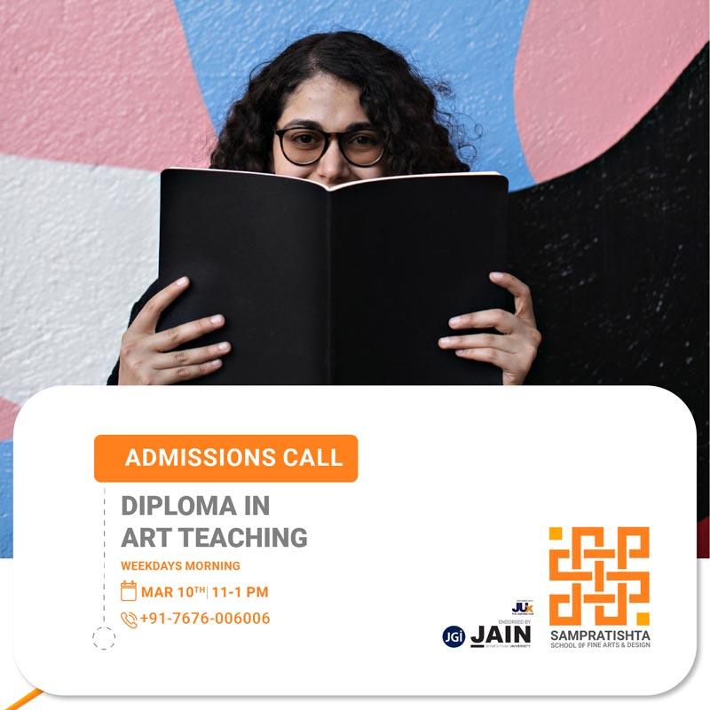 Diploma in Art Teaching - Sampratishta School of Fine Arts